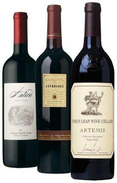 Napa Valley Cabernet Wine Tasting Trio at wine.com up to 9.2% #cashback #free account www.everyonewantscashback.com