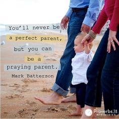 Be a Praying Parent