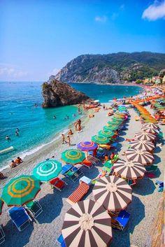 Beach Umbrellas :)
