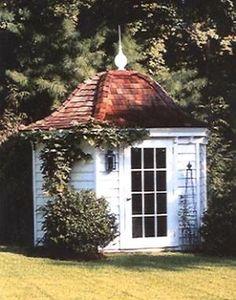 Potting Sheds/Garden Cottages Become Home Offices/Backyard Studios   Hatch: The Design Public® Blog