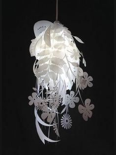 Bouquet Lamp by Studio Tord Boontje
