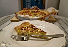 ...ultimissime dal forno...: TORTA SALATA CON POLLO, PORRI E PROSCIUTTO