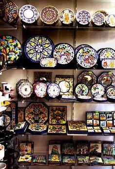 Barcelona pottery and ceramics