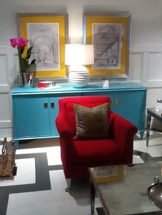Lillian August Showroom Highlights For Spring 2014. High Point Furniture  Market, NC
