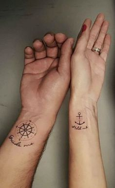 Matching Married Tattoos Ideas (18)