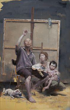 ARTIST: Dai Ping Jun ~