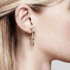 Wire Wire Earrings - Annelise Michelson