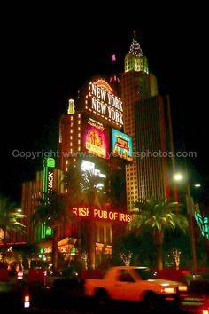 New York New York Las Vegas Nevada America photograph picture poster print photo #lasvegas #photooftheday #picoftheday #andyevansphotos