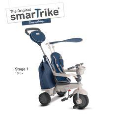 Trojkolka Voyage Touch Steering 4v1 je tou dokonalou trojkolkou pre vaše dieťa, ktorá svojou funkčnosťou očarí určite aj vás ako rodičov. Trojkolka #smarTrike rastie spolu s dieťaťom od 10 do 36 mesiacov. How To Develop Confidence, 4 In 1, Baby Month By Month, Motor Skills, Bag Storage, Kids Learning, Baby Strollers, Parenting, Children