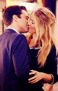 Carter & Serena | Gossip Girl, that was a match made in heaven....NOT