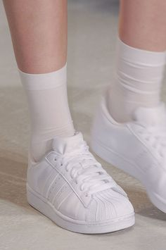 adidas all white everything