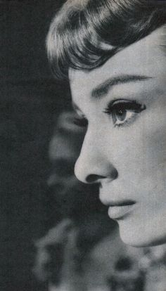 Rare Audrey Hepburn — Audrey Hepburn photographed by Per Olow on the set...