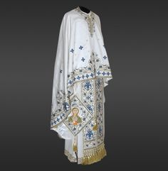 Embroidered Vchar Vestments RIZA