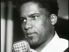 James Forman, SNCC.   Forman's famous speech about sitting at the table of democracy or kicking the legs off. Very radical. One of my favorite clips.