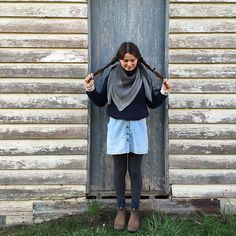 Ravelry: Nordic Wind pattern by cabinfour Grey Tights, Cast Off, Stockinette, Knitted Shawls, Sunny Days, Ravelry, Raincoat, Boho, Knitting