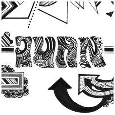 Juan © Alex Cuesta 2014 #typography #ink