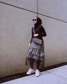 47 New Ideas Style Women Swag Outfit Muslim Fashion, Modest Fashion, Trendy Fashion, Girl Fashion, Fashion Outfits, Womens Fashion, Trendy Style, Vintage Fashion, Swag Outfits