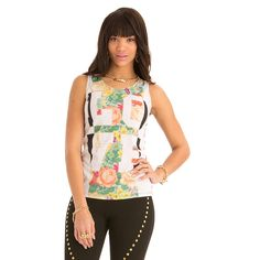 0663650d182 Nicki Minaj Women s Plus Sleeveless Love Tank Cool Stuff