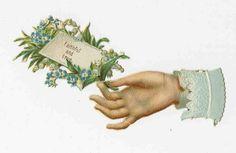 Victorian Scrap Faithful and True