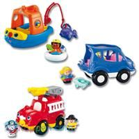 Fisher Price Lil Movers -  Koppen.com