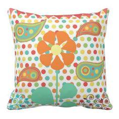Green Decorative Throw Pillows   Pretty Throw Pillows   #whimsical #bird #prettythrowpillows #home #decor