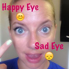 So was challenged to post another sad eye happy eye picture. I really don't like #selfies but after taking 50 here's another! I do #love my Younique 3D Fiber Lash #Mascara!! Say Cheese! www.youniqueproducts.com/jessicadesersa #makeup #fashion #beauty #selfie #saycheese