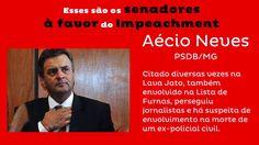 AÉCIO NEVES - PSDB/MG