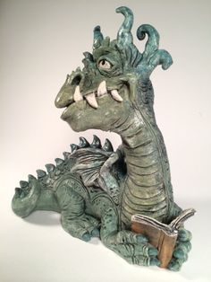 This one of a kind sculpture and more can be found on etsy at samclarkart etsy page. check it out cheers.