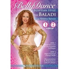 0b4769ceeb19b Baladi DVD - with Ranya Renee Dance Class, Dance Music, Star Costume,  Fitness