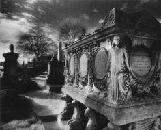 Kensal Green Cemetery in London