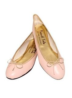 Blog - French Sole ballet pumps