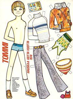 70-luvulta, päivää !: Miksei myös poikasillekin