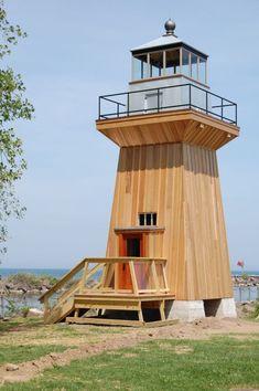 Oak Orchard Harbor Lighthouse-Kent, NY