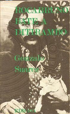 """El poema del hombre muerto: """"Rocabruno bate a Ditirambo"""" 1971 Gonzalo Suarez"""