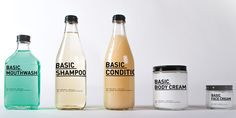 Basic Products — The Dieline - Package Design Resource