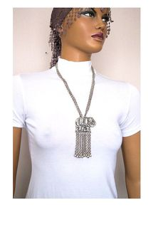 FREE SHIPPING / Necklace Elephant Necklace by ArtofAccessory, $45.00