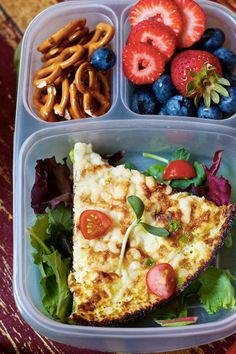 14 Healthy Ideas For Meals on the Go!
