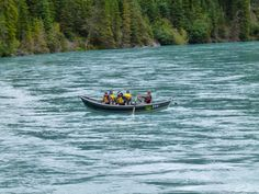 If your Alaska Highway road trip takes you to the Kenai Peninsula, plan a fishing excursion on the famous Kenai River. Staying at The Kenai Princess Wilderness Lodge puts you in the center of the fishing action. #YukonHo!