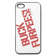 Buck Furpees! iPhone 5 Case $22.90