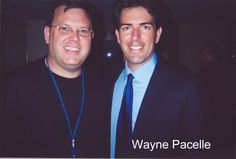 Wayne Pacelle and Bill Ganz