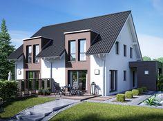 wolf haus incl grundst ck doppelhaush lfte dhh in kahl am main aschaffenburg. Black Bedroom Furniture Sets. Home Design Ideas