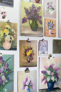 Cottage Style Gallery Wall Ideas ! By Joanna Madden