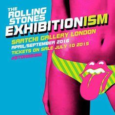 The Stones Announce 'Exhibitionism'
