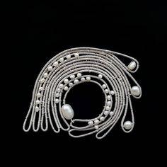 [brošne] :: [scarysilver] Beads, Bracelets, Earrings, Silver, Gold, Stones, Wire, Inspiration, O Beads