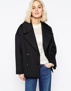 Weekday+Bonded+Coat