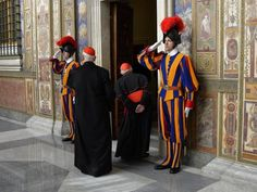 Donnerwetter vor Weihnachten: «Frontaler Angriff» des Papstes - Yahoo Nachrichten Deutschland