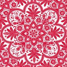 Bombay ~ Red