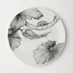 Laura Zindel Thanksgiving Dessert Plates