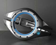 "A concept watch for Tokyoflash, the Solaris features solar cells as an integral part of the design. It definitely has that almost ""too hard to use"" quality found on most Tokyoflash watches but theres something about this design I find extremely appealing. Perhaps because it looks like a device a sci-fi hero would use to jump through time."