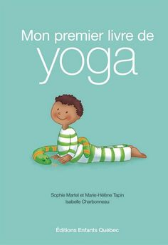 Ce livre de yoga pour enfants propose 40 postures différentes représentant chacune un animal ou un élément de la nature. L'enfant s'amusera à reproduire la position de la grenouille, du guépard, de l'abeille, du koala, du chameau, du soleil ou de la montagne.Illustré avec précision et rempli d'humour, le livre propose aux enfants d'intégrer le yoga dans leur routine quotidienne : au lever, avant le repas, en voiture, au parc, au salon et dans la chambre avant d'aller au lit. De plus, on y…